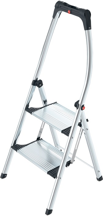 Klapptritt Stufen 2 Plattform-H.490mm