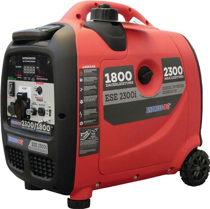 Stromerzeuger ESE 2300 i 1,8 kVA,1,8 kW