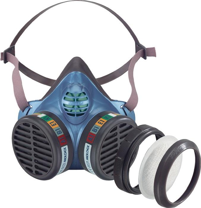 Atemschutzhalbmaske 598401 EN