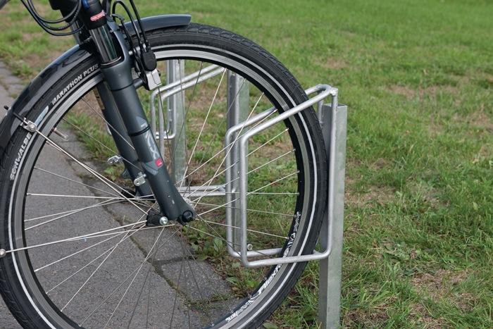 Fahrradklemmbügel 1-s.90Grad