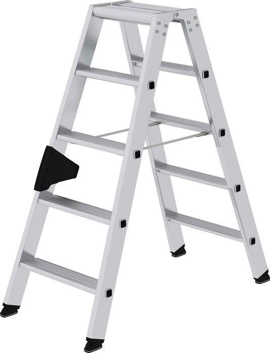 Stufenstehleiter 2x5 Stufen