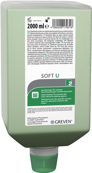 Handreiniger GREVEN® SOFT U 2l