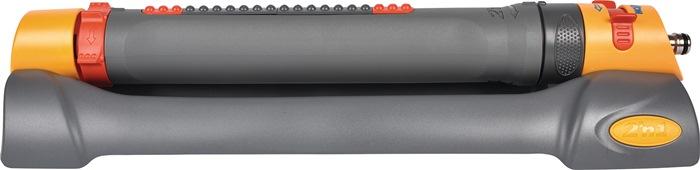 Rechtecksprenger PRO Metall 200 qm