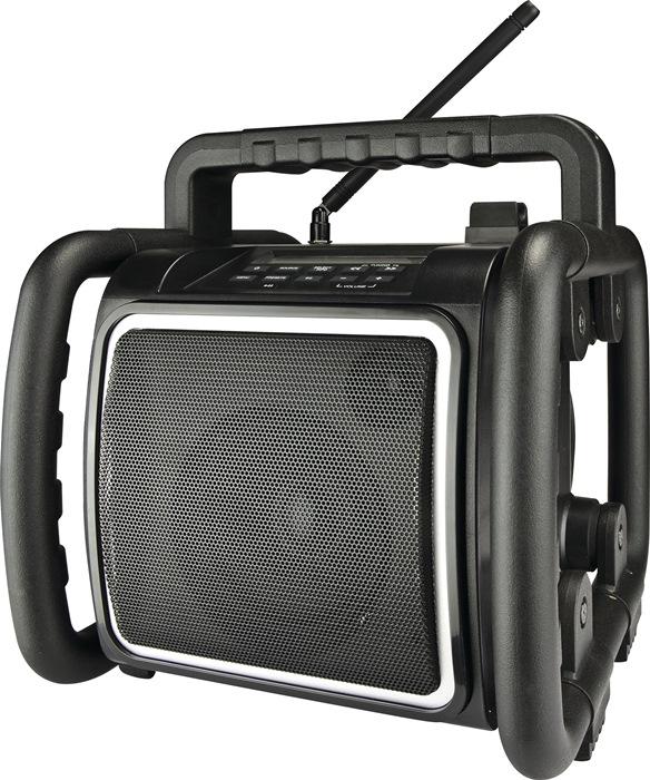 Baustellenradio Teamplayer 11,1 V 230 V