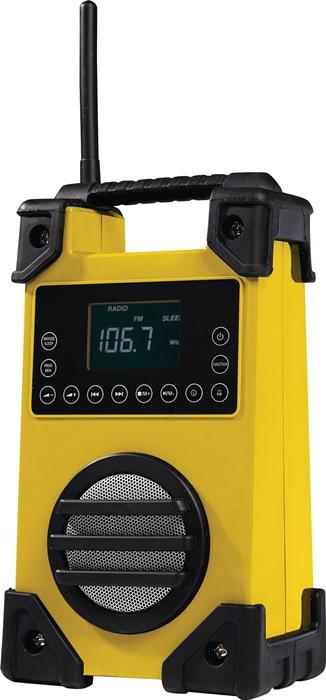 Baustellenradio 7,4 V/1500 mAh AC