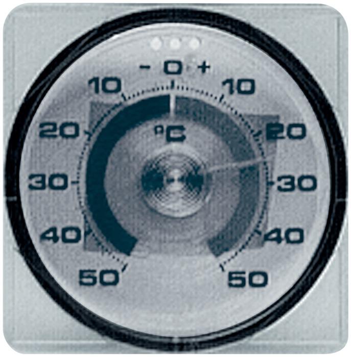 Fensterthermometer Messber.-50 b.50GradC
